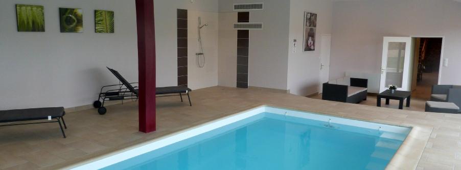 les gtes de guern location avec piscine couverte chauffe et prive elliant finistre bretagne sud - Location Gite Avec Piscine Couverte
